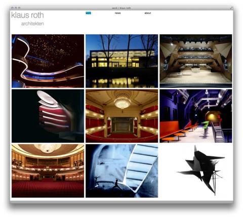 Klaus Roth Website